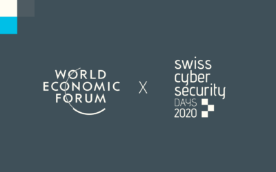 Collaboration with the WEF Centre for Cybersecurity (c4c) and high-profile speakers at the 2020 edition